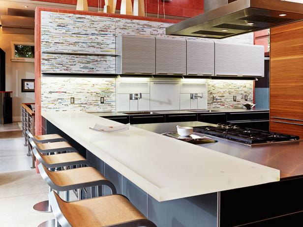 6 Helpful Tips for Upgrading Your Kitchen on a Budget - 3form Chroma