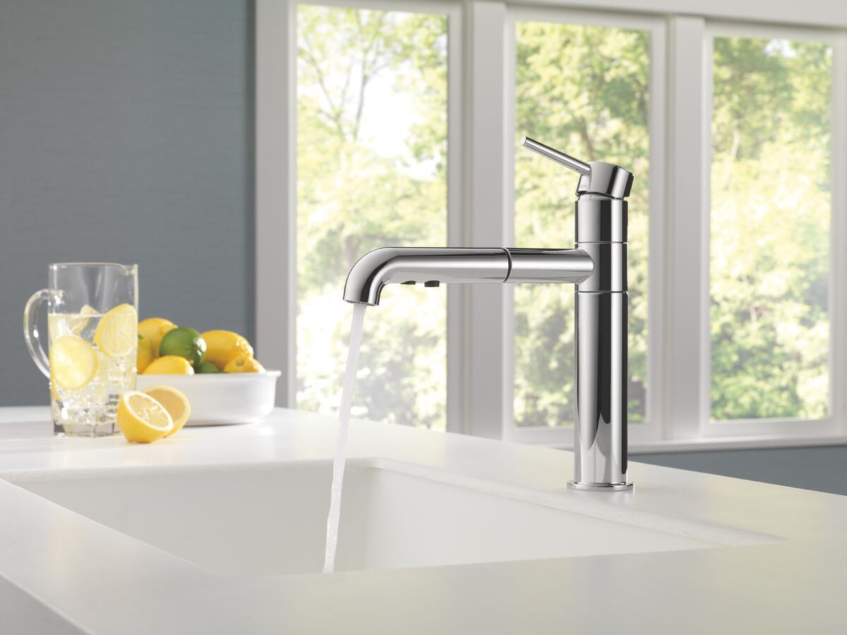Delta Stream Water Kitchen Sink