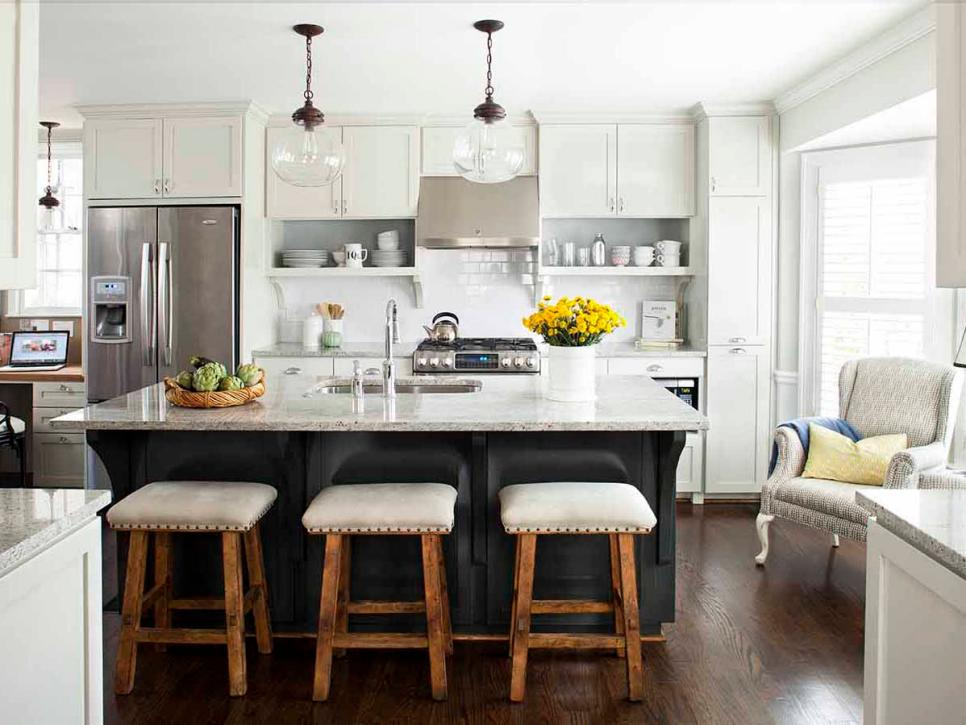 8 of Our Favourite Kitchen Island Design Ideas - Classic Kitchen Island