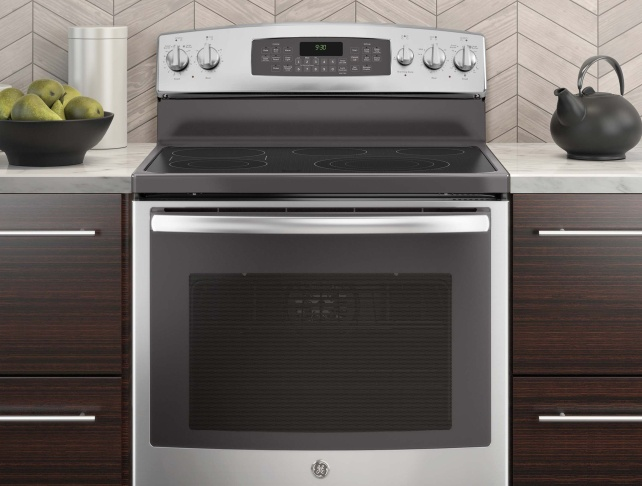 Electric vs Gas Stove - Electric Stove