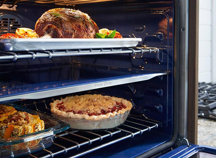 9 Hot New High-Tech Smart Kitchen Appliances - Flex Duo Oven