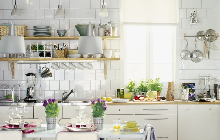 Remember storage in a kitchen renovation