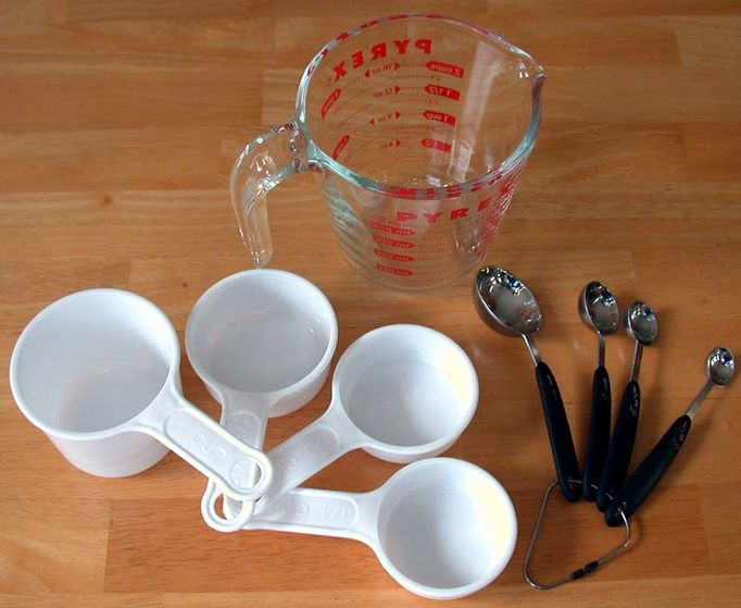 The Most Essential Kitchen Utensils for Any Home - Measuring Cups and Spoons