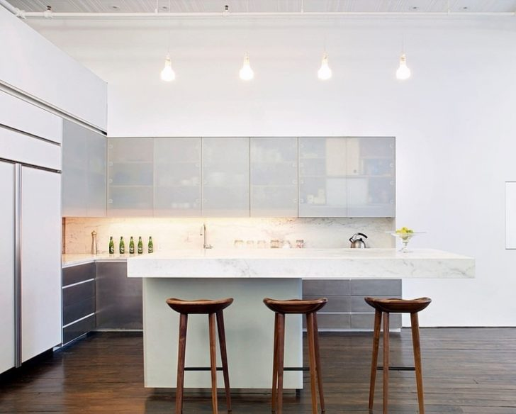 8 of Our Favourite Kitchen Island Design Ideas - Open Kitchen Island