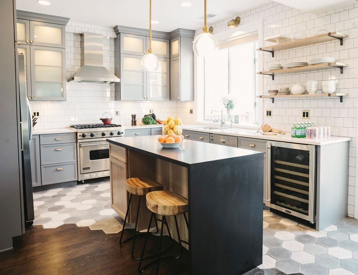 5 Simple Kitchen Lighting Tips You Need to Know in 2018 - Overhead Lighting