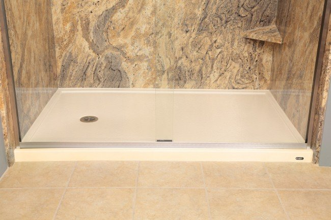 8 Important Tips to Make Tiling a Shower Easier - Keep Your Shower Pan in Place