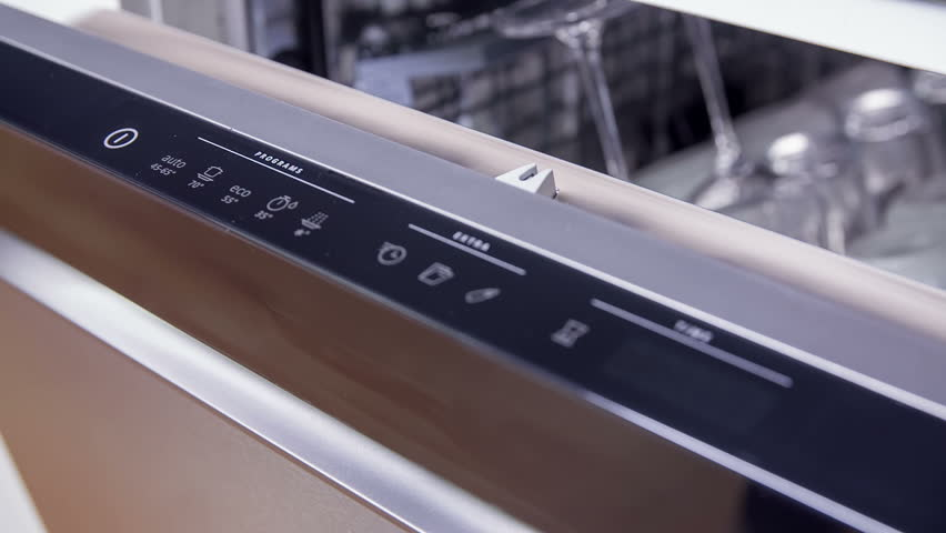 9 Hot New High-Tech Smart Kitchen Appliances - Smart Dishwasher