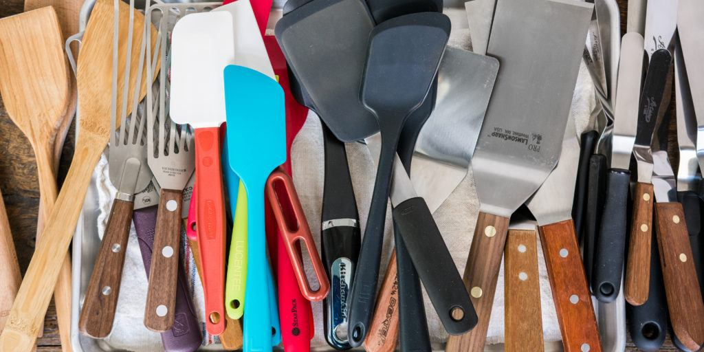 The Most Essential Kitchen Utensils for Any Home - Spatulas