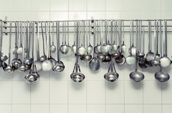 The Most Essential Kitchen Utensils for Any Home - Spoons and Ladles
