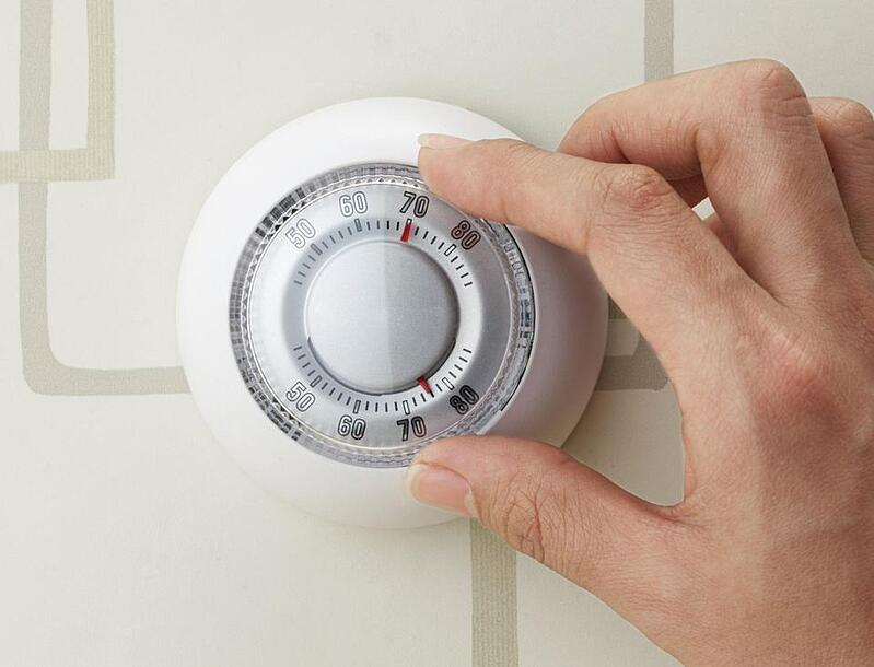 7 Ways to Go Green Around the House (Indoors and Outdoors! - Turn the Thermostat Down