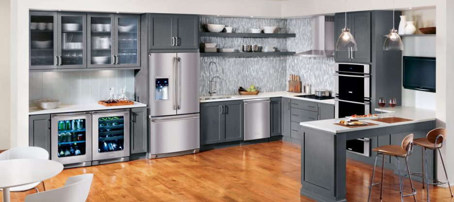 8 Ways to Increase the Resale Value of Your Home - Upgrade Kitchen Appliances