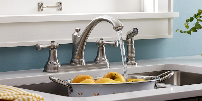 5 Simple Ways to Stop Wasting Water Around the House - American Standard Faucet