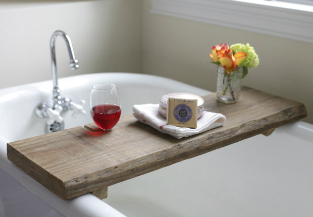 How to Use Bathroom Shelves to Organize Your Space - Bath Rack