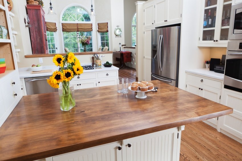 6 Helpful Tips for Upgrading Your Kitchen on a Budget - Butcher Block Countertops