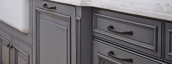 Choosing Kitchen Cabinets - Materials, Styles, and Hardware Guide - Cabinet Hardware Options