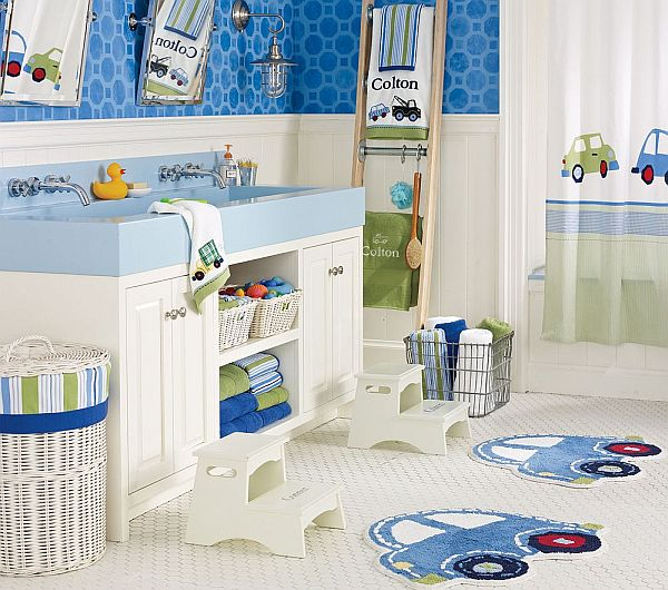 8 Important Tips For Designing a Great Kids Bathroom - Choose a Theme