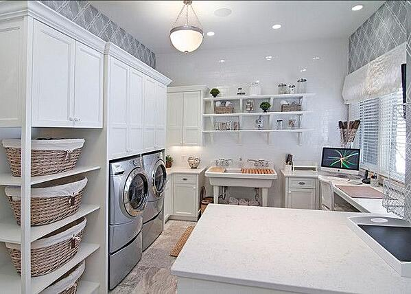 How to Choose the Perfect Laundry Room Sink - Cast Iron Laundry Sink