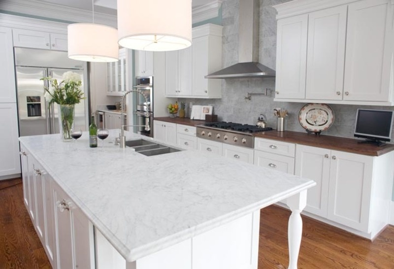 6 Tips for Creating a Chef's Kitchen at Home - Clear Off Cooking Spaces