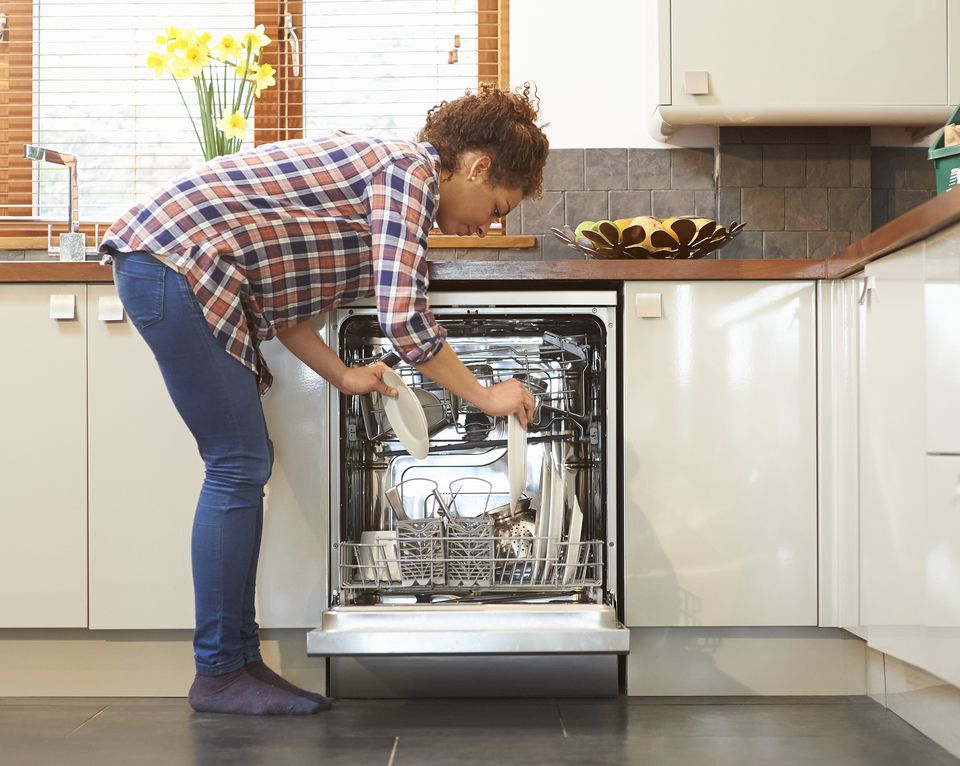 5 Simple Ways to Stop Wasting Water Around the House - Use Dishwasher Less