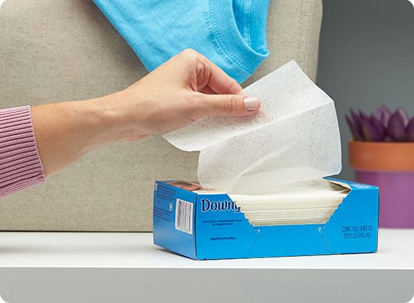 How to Keep Your Bathroom Sink Clean and Hygienic - Stash Dryer Sheets Under the Sink