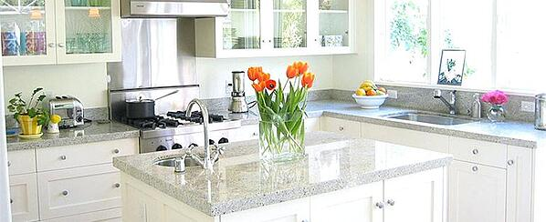 How to Create the Perfect Family-Friendly Kitchen in 7 Steps - Look for Easy to Clean Surfaces