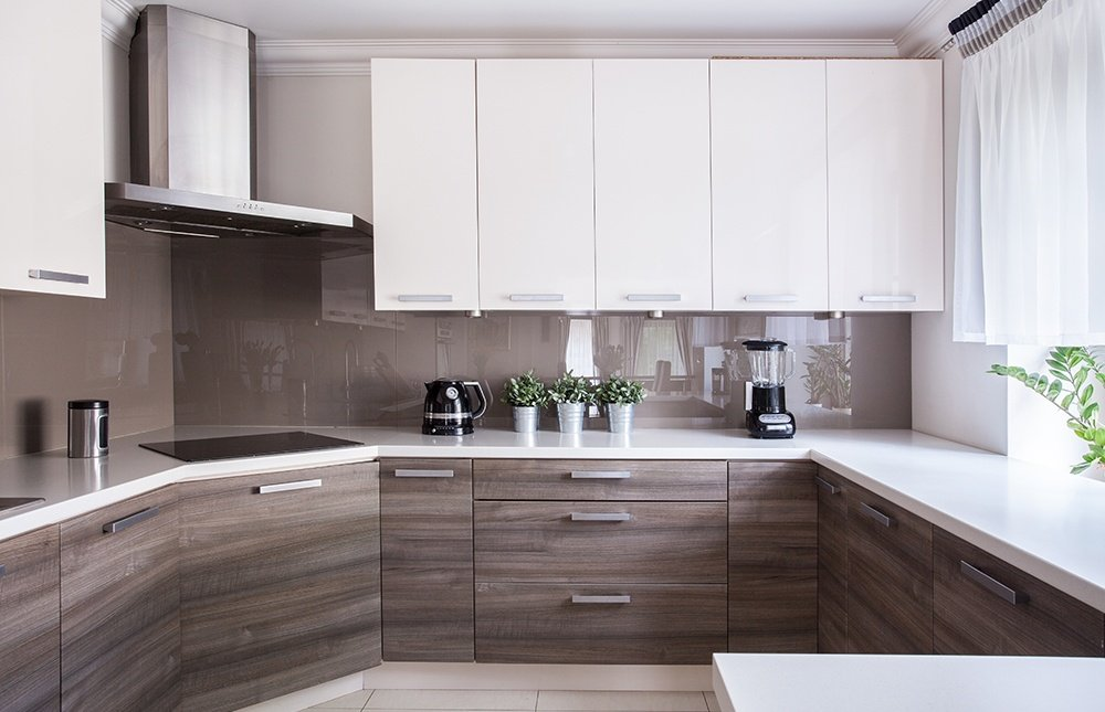 8 Different Types of Kitchen Cabinets You'll Love - Flat-Panel or Slab