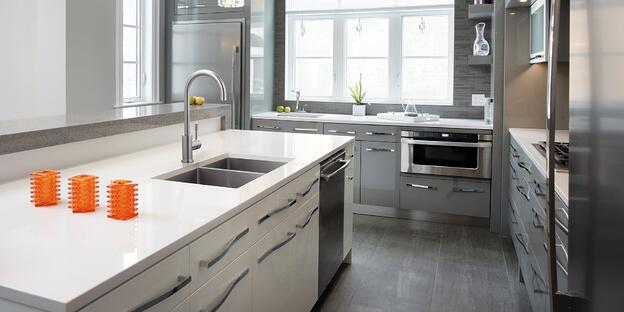 7 Tips for Creating the Perfect Minimalist Kitchen - Simple Faucet