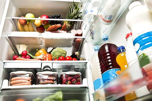 6 Key Habits of Energy Efficient Homes in Canada - Keep your fridge fully stocked