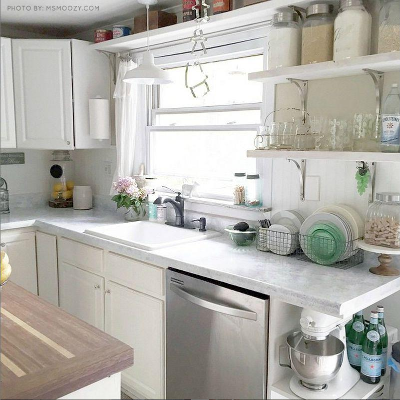6 Helpful Tips for Upgrading Your Kitchen on a Budget - Giani Stone Paint