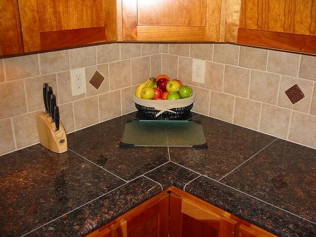 6 Helpful Tips for Upgrading Your Kitchen on a Budget - Granite Tile Countertops