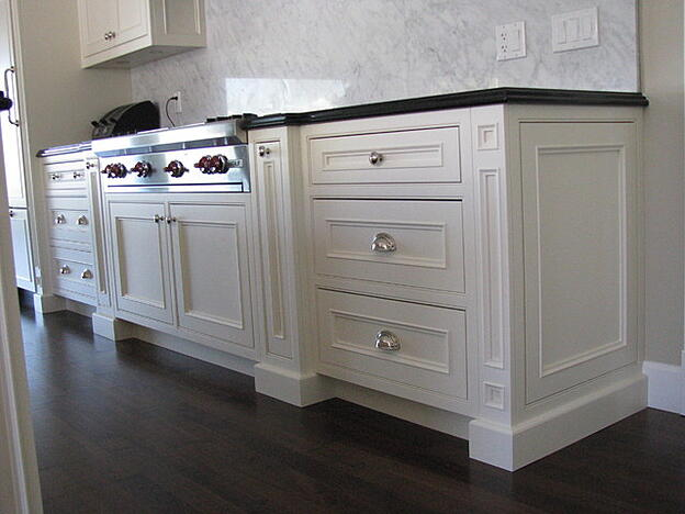 8 Different Types of Kitchen Cabinets You'll Love - Inset Kitchen Cabinets
