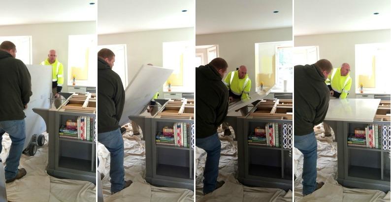 Why Should You Choose Quartz Countertops for Your Kitchen? - Installing Quartz Countertops