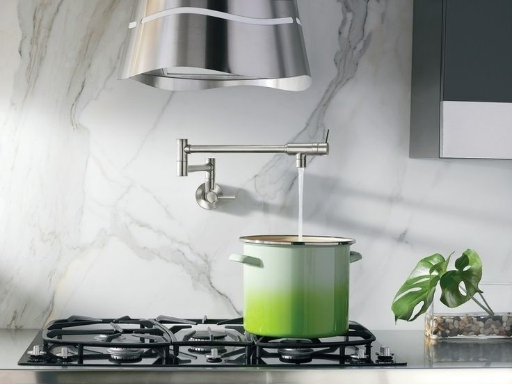 4 Benefits of Having a Pot Filler in Your Kitchen