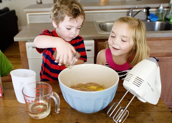 6 Ways to Create a Baker's Kitchen at Home - Kids Baking