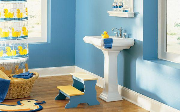 8 Important Tips For Designing a Great Kids Bathroom