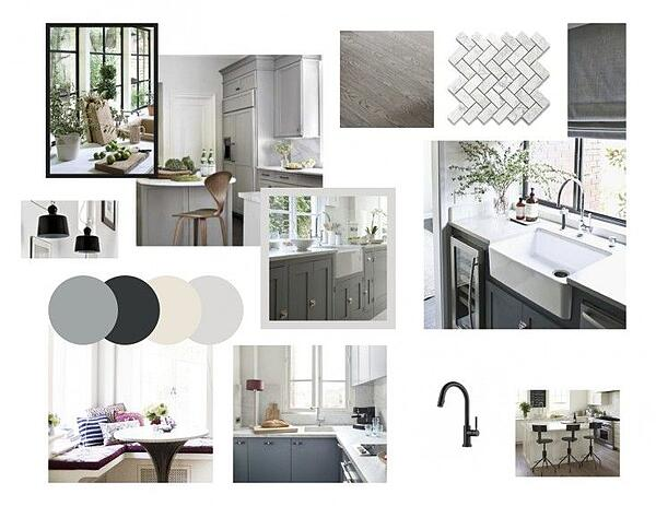 5 Tips for Making the Most of Your Small Kitchen Design - Make a Kitchen Mood Board