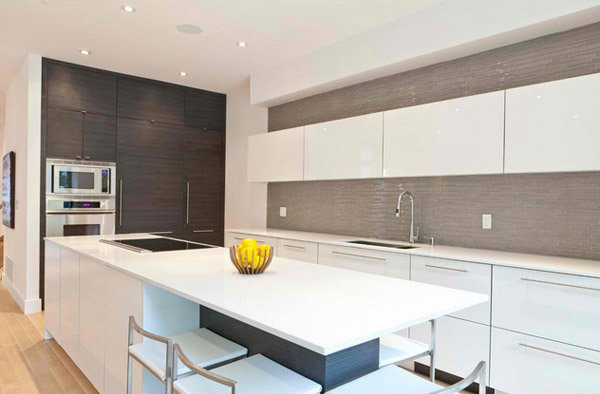 7 Tips for Creating the Perfect Minimalist Kitchen - Rethink Your Colour Scheme