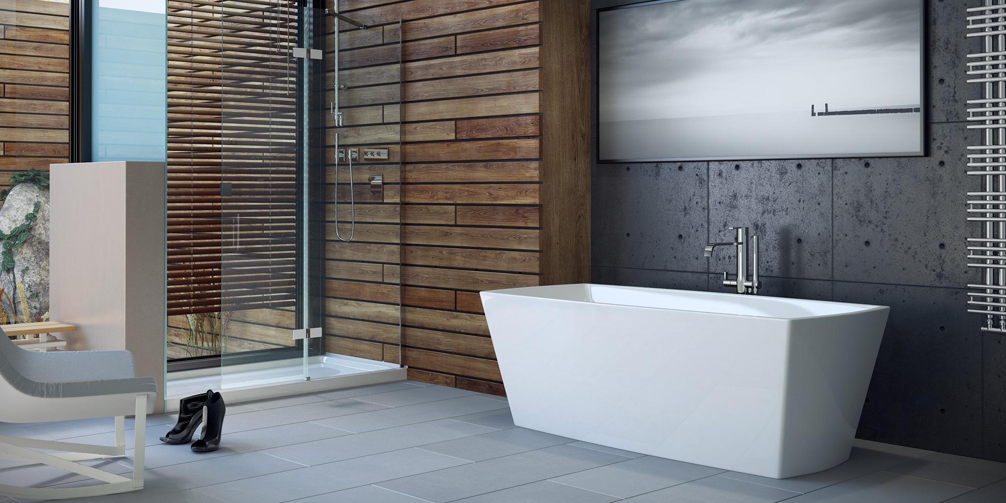 How to Create a Beautiful Hotel Bathroom at Home - Mirolin Bathtub