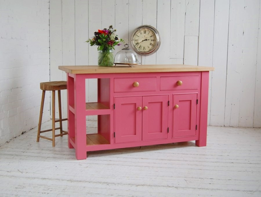 8 Simple Kitchen Upgrades to Try This Weekend - Painted Kitchen Island