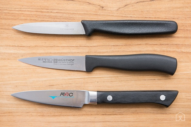 6 Kitchen Knives You Need in Your Knife Block - Paring Knife