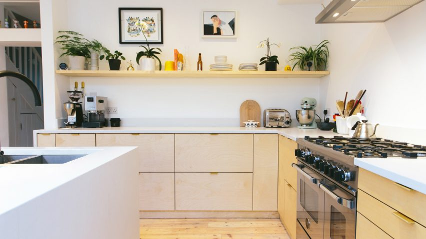 Choosing Kitchen Cabinets - Materials, Styles, and Hardware Guide - Plywood Kitchen Cabinets