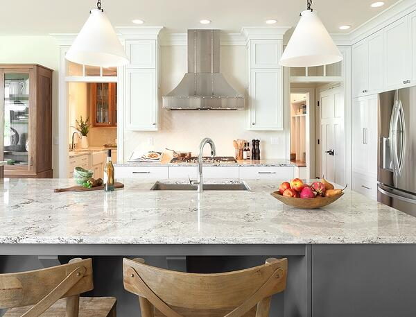 Why Should You Choose Quartz Countertops for Your Kitchen? - Durable Material