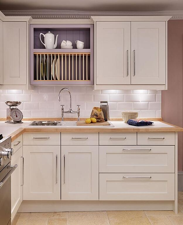 8 Different Types of Kitchen Cabinets You'll Love - Shaker Style