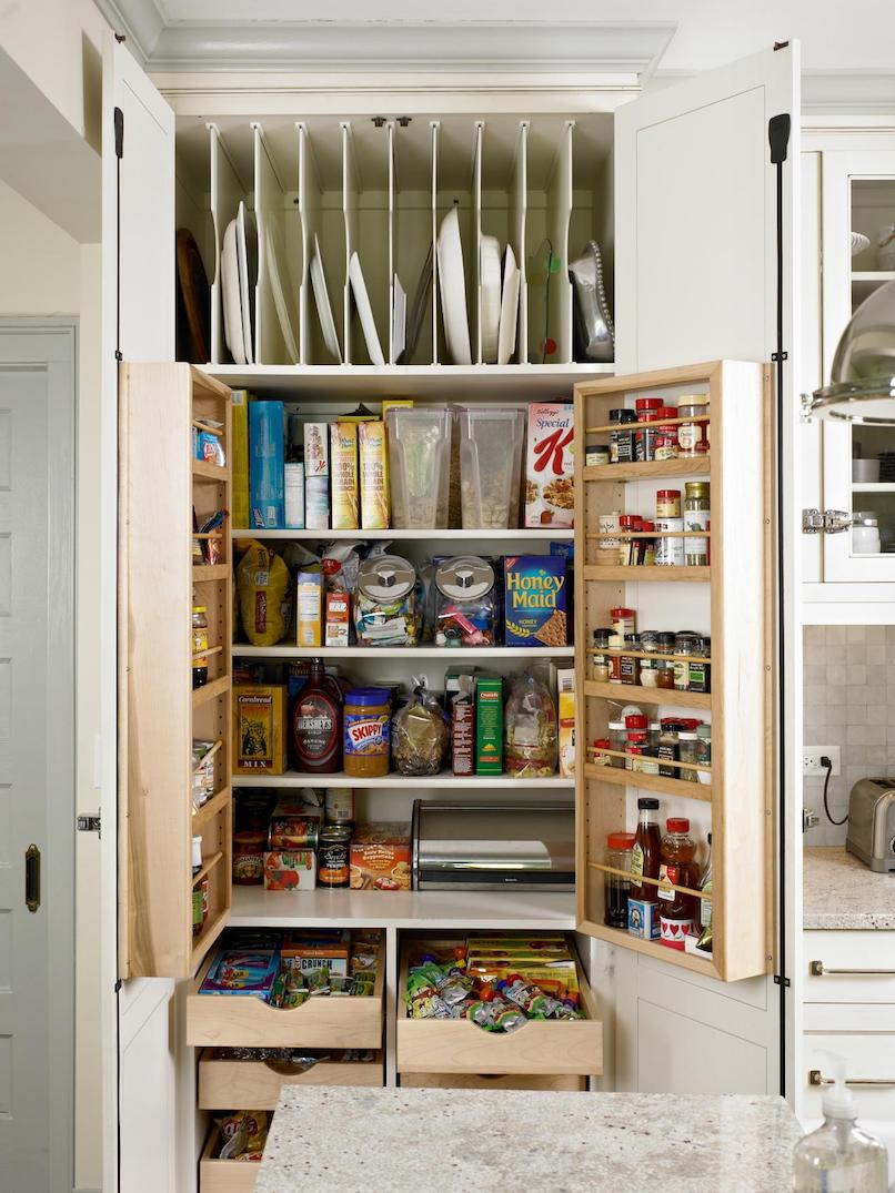 How to Create the Perfect Family-Friendly Kitchen in 7 Steps - Have Ample Storage