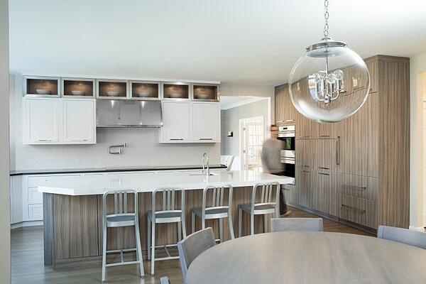 Choosing Kitchen Cabinets - Materials, Styles, and Hardware Guide - Thermofoil Cabinets
