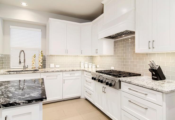 Kitchen Tiles - How to Use Them in Your Home - Glass Subway Tile Backsplash