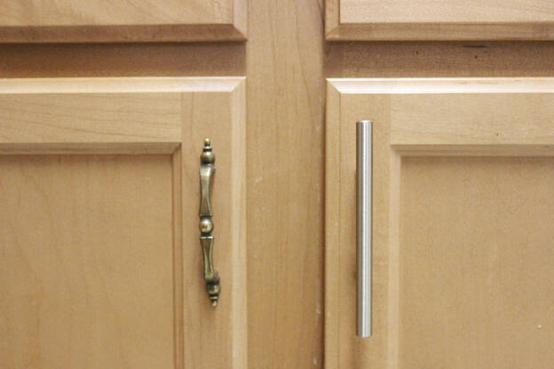 8 Simple Kitchen Upgrades to Try This Weekend - Upgrade Kitchen Knobs
