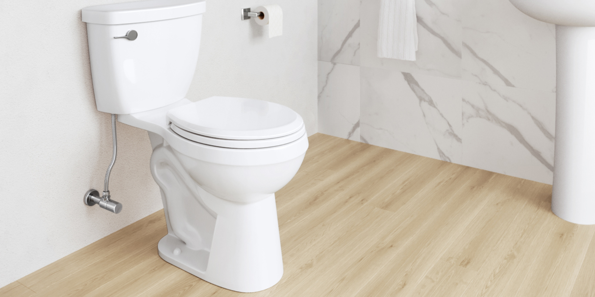 Frederick York Harbourview Toilet Series Elongated