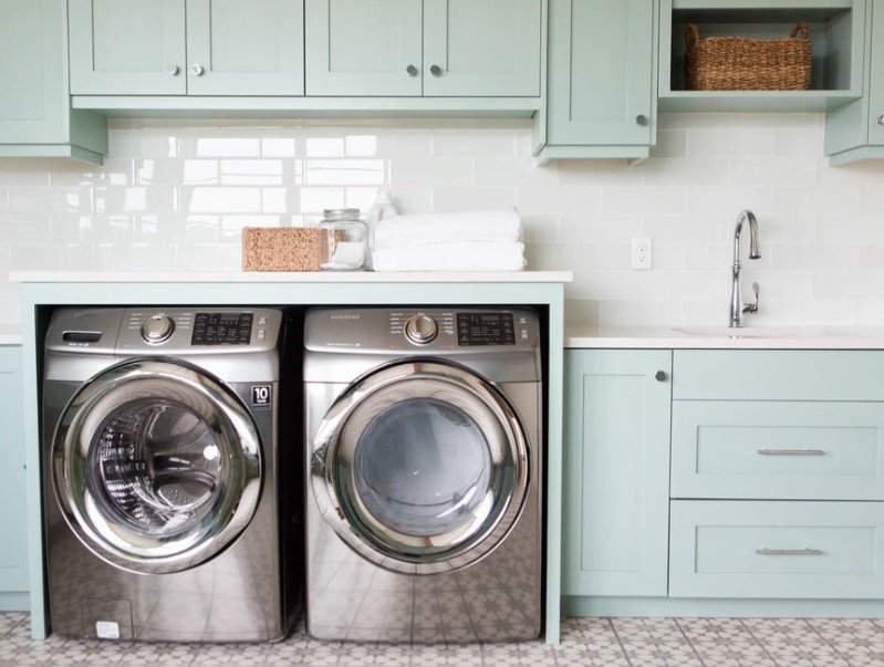 laundry room header